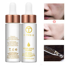 24k Rose Gold Moisturizing Oil Essential Anti-aging Elixir for Face Skin Make up
