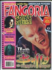 FANGORIA #192 - BUFFY THE VAMPIRE SLAYER COVER - THE CONVENT - MAY/2000