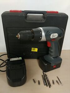 Performance Power Tools Cordless Drill & Battery Set  F15
