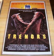 Kevin Bacon Tremors 11X17 Movie Poster