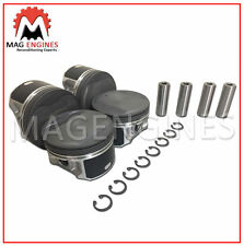 PISTON & RING SET NISSAN QR20-DE FOR X-TRAIL PRIMERA ALTIMA SERENA 2.0 LTR 01-08