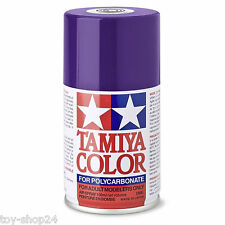 Tamiya # 300086010 PS-10 100 ml Violet En polycarbonate Couleur