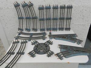 lot rails aiguillage Train électrique Jep O