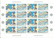 Grecia  EUROPA cept 1992 ** MNH - Sheet  Descubrimiento America Columbus