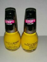 2 Pack - Sinful Colors Sinful Shine with Gel Tech, Step 1 - #1616 BananAppeal