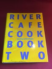 River Cafe Two Cookbook by Rose and Rogers Gray (HARDBACK  1998)