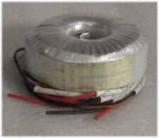 DIY Audio Amp Toroidal Power Transformer 200VA 38V x2 / 76V CT p/n AS-2238