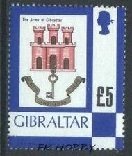 Gibraltar 1979 Mi 391 ** Herb Wappen Coat of Arms