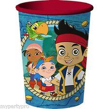 JAKE AND THE NEVER LAND PIRATES Birthday party supplies (SOUVENIR CUPS)