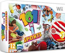 Nintendo Wii Spiel ***** 101 in 1 Sports Bundle Party Megamix ***********NEU*NEW