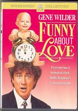 FUNNY ABOUT LOVE Gene Wilder Christine Lahti R1 DVD NTSC