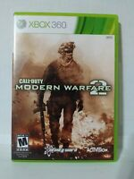 Call of Duty: Modern Warfare 2 (Microsoft Xbox 360, 2009) Complete Free Shipping