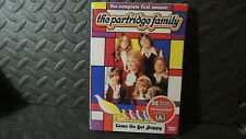 PARTRIDGE FAMILY BRAND NEW NEVER OPENED DVD COMPLETE FIRST SERIES