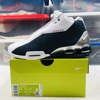 Nike Shox BB4 Vince Carter Olympics (AT7843-100) Men's Size 6.5 (Women's 8) New!