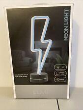 Lumi Home Decor Neon Light- Lightning Bolt