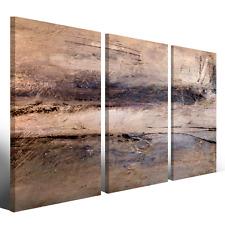 Quadri astratti moderni canvas 130 x 90 cm stampa su tela con telaio XXL ##107
