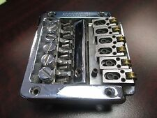 ACCUTUNE GUITAR BRIDGE - CHROME 1980's KAHLER FLOYD ROSE TREMOLO