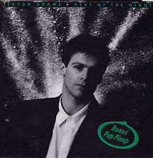BRYAN ADAMS Heat Of The Night / Another Day 45 + Foldout Poster Sleeve