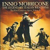 The Legendary Italien Westerns von Morricone,Ennio | CD | Zustand gut