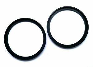 2X Camera Lens Filter Step up Ring 77mm-86mm Adapter