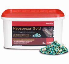 Neosorexa Gold - 3kg Rat & Mouse Bait + Free Gloves !!!