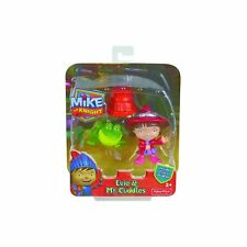 Mike the Knight Evie & Mr Cuddles Action Figures NIB Fisher-Price new in box