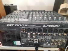 More details for peavey 9 channel mixer power console