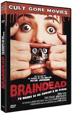 Braindead NEW PAL Cult DVD Peter Jackson Timothy Balme Diana Peñalver E. Moody