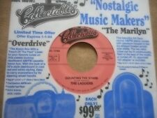 """THE LADDERS """"COUNTING THE STARS"""" / """"I WANT TO KNOW"""" 7"""" 45 COLLECTABLE MINT-"""
