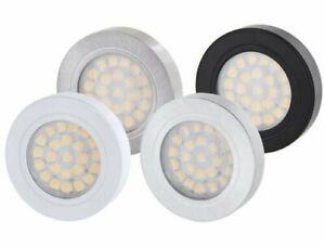 LED Aluminio de Luz Empotrada Regulable 12V Mini Amp Construcción Foco Reflector