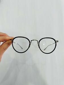 Barton Perreira eyewear Model AALTO colour BLA/PEW (NEW) Made in Japan