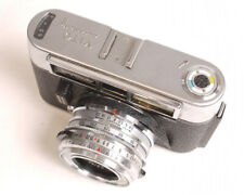 Voigtlander Vito Automatic II w/50mm Lanthar Lens - Looks Good & Mostly Working