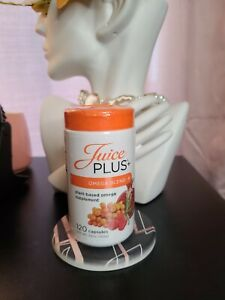 NEW Juice Plus Omega Blend 120 Capsules 2 Month Supply Sealed 03/2023