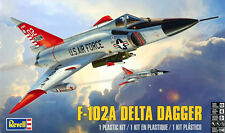 Revell 1/48 Convair F-102A Delta Dagger US Air Force PLASTIC MODEL KIT 855869