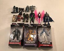 Marvel Legends and Dc Comics Loose Figure and BAF Lot
