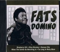 FATS DOMINO 15 Track Collection Top Album! Fox Music Neu & OVP