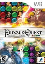 Puzzle Quest Challenge of the Warlords Nintendo Wii
