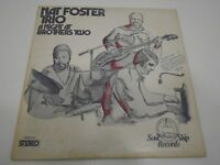 RARE RECORD NAT FOSTER TRIO A NIGHT AT BROTHERS TWO 2 TED WELDON SIGNED