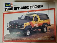 Revell Ford Off-Road Bronco - Open/Complete