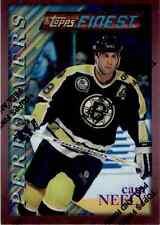 1995-96 Topps Finest Refractor Cam Neely #9