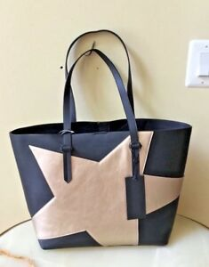 Nwt Kendell + Kylie Izzy Star Tote with Large Pouch and Dust Bag Included