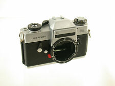 LEICA Leicaflex SL body Gehäuse mechanic classic  premium R top 2/17