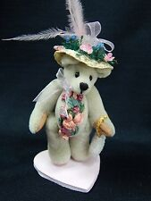 "World of Miniature Bears 3"" Cashmere Bear Millie #779 CLOSING"