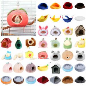 DIY Winter Warm Pet Sleeping Bag Nest Soft Dog Hamster Kennel Cats Bed Pet House