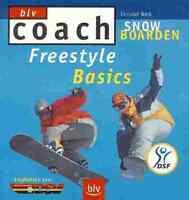 Snowboarden - Freestyle Basics - Weiß - BLV COACH