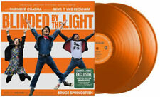 Blinded By The Light Soundtrack Exclusive Orange Colored Vinyl LP Springsteen