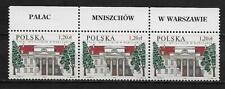 Polska, Poland  Fi. 3581 Mniszech Palace, Belgian Embassy, Warsaw Mi. 3729