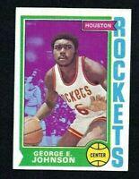 NMT 1974 Topps Basketball #54 George E. Johnson.