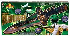 Legacy Dragon Dagger-Mighty Morphin Power Rangers Vert-Tommy-Bandai