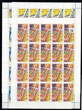 KJ 20X SOMALIA - MNH - AVIATION - AIRPLANES - ART - 1999 - WHOLESALE